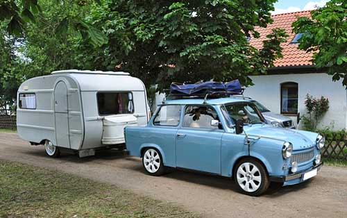 tips for looking after your caravan