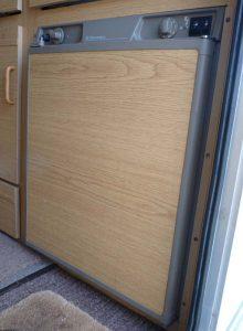 caravan fridge not working