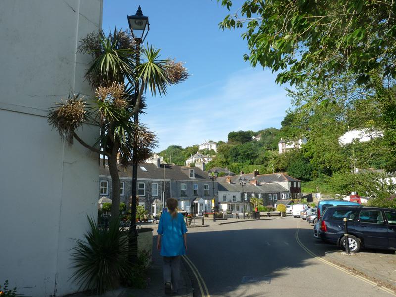 Pentewan Village - Pentewan Trail Cornwall
