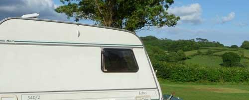 what is a lightweight caravan   compass echo