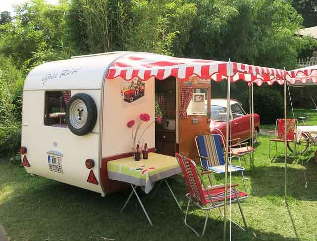 used lightweight caravan